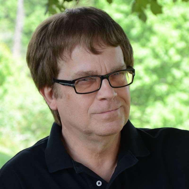 American author Max Allan Collins