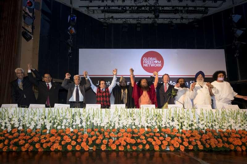 10 leading faith leaders unite against modern slavery