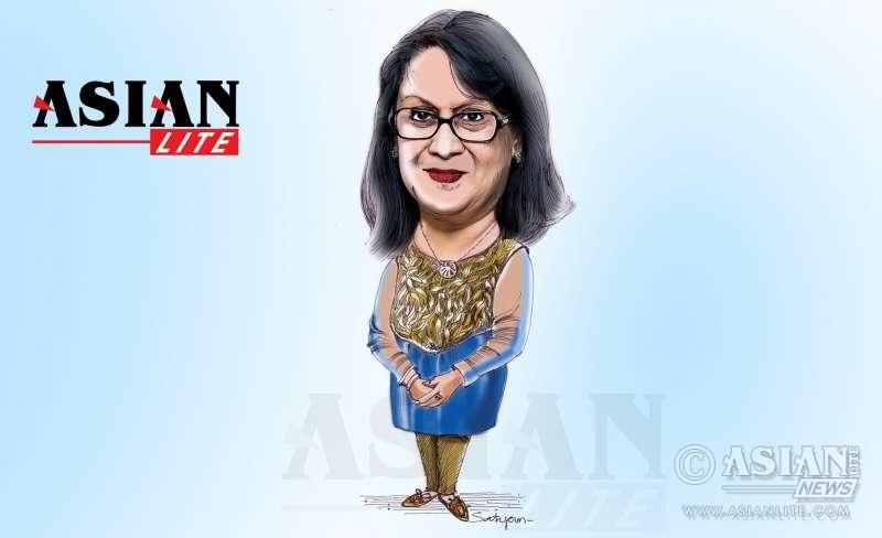 Baroness Sandeep verma