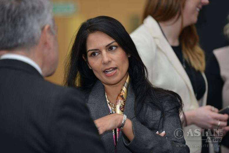 Priti Patel, Minister of State for Employment and Indian Diaspora Champion