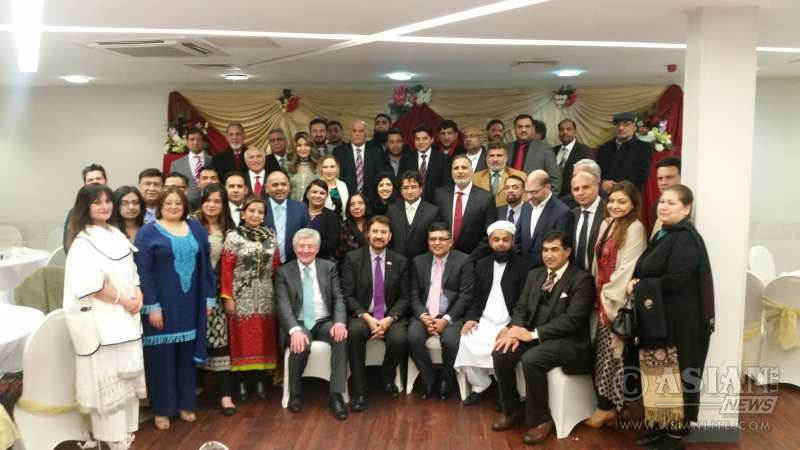 Manchester celebrates former mayor Afzal Khan's new role
