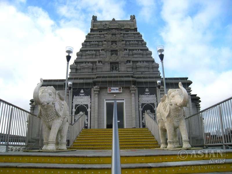 Balaji Temple, Birmingham