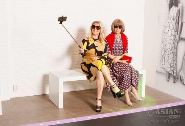 Fashion Week at Madame Tussauds