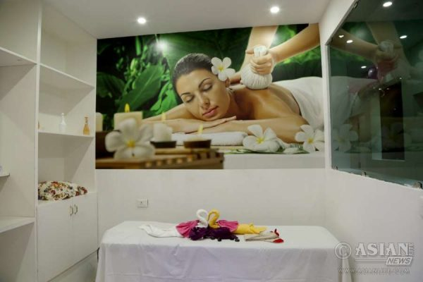 Spa treatment at Kochi