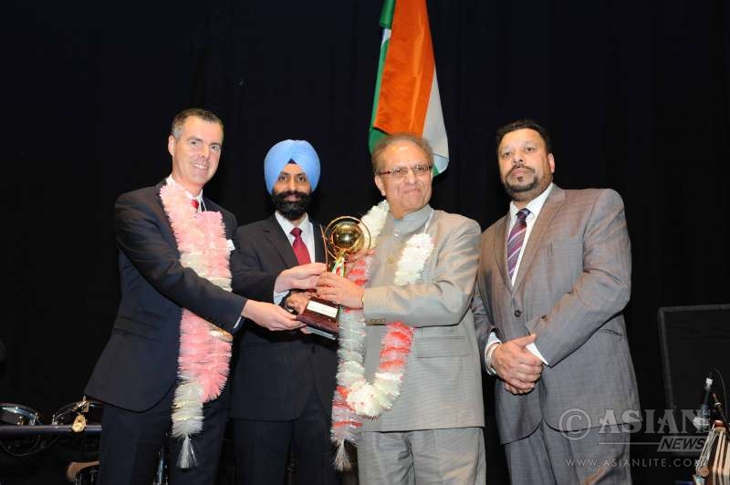 Bedford hosts an event to celebrate Indian Republic Day