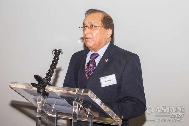 Dr Rami Ranger CBE, Chairman, Sun Mark Group