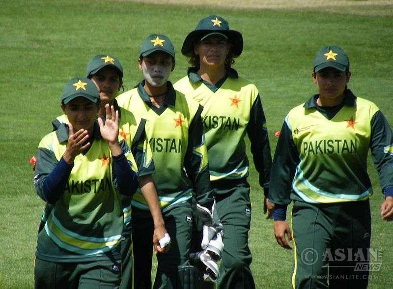 Pak women's cricket Team