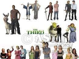 Shrek Voices A