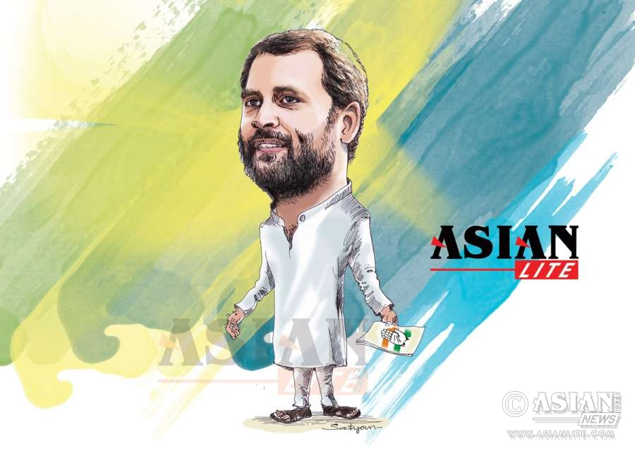 Rahul Gandhi-Caricature