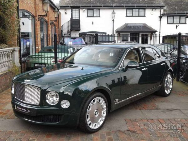 Queen's Bentley - @ Auto Trader