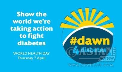 #Dawn4Diabetes