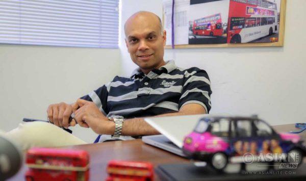 Govind Shahi, Head – Viacom18 UK
