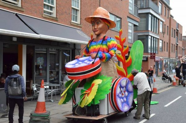 Manchester Day Parade 2016 - @C Sony Chacko
