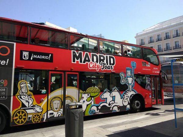 Madrid-City tours