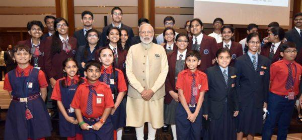 Modi attends special community reception, in Doha, Qatar  3