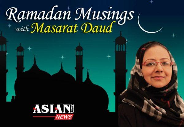 Ramadan Musings Masarat