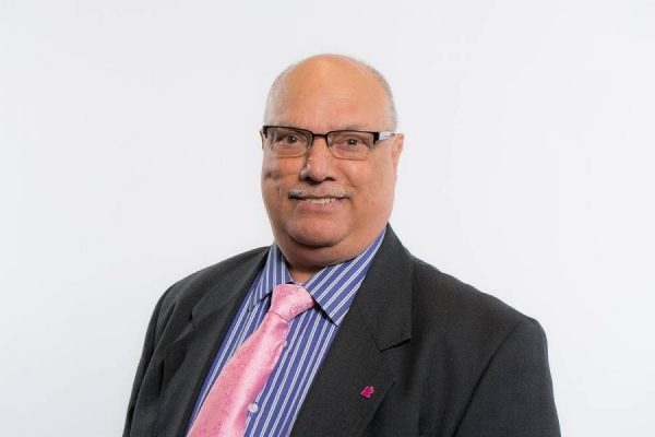 Mohammad Asghar aka Oscar, member of Welsh Assembly