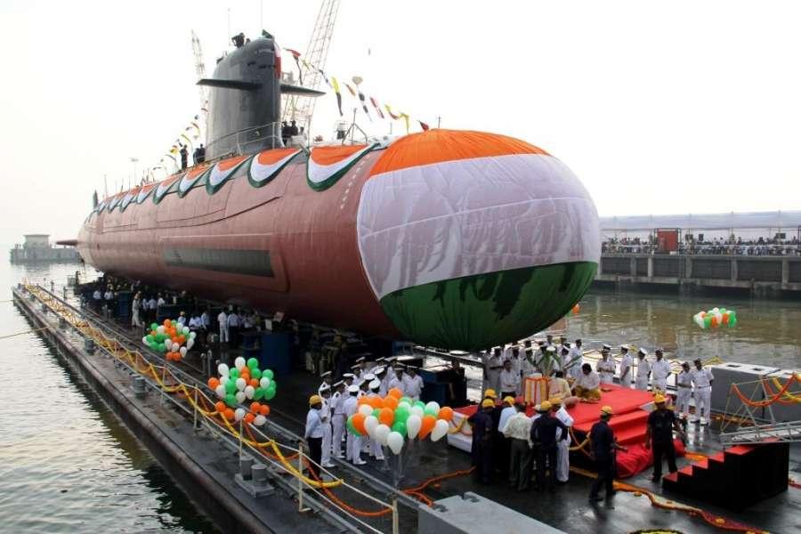 Indian Navy's Scorpene submarine