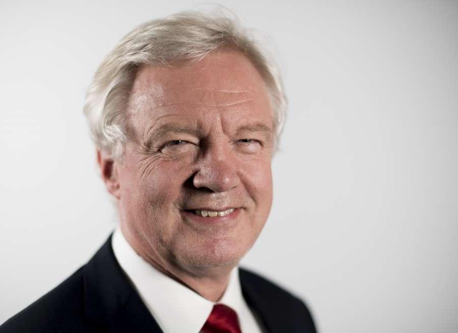 Brexit Minister David Davis