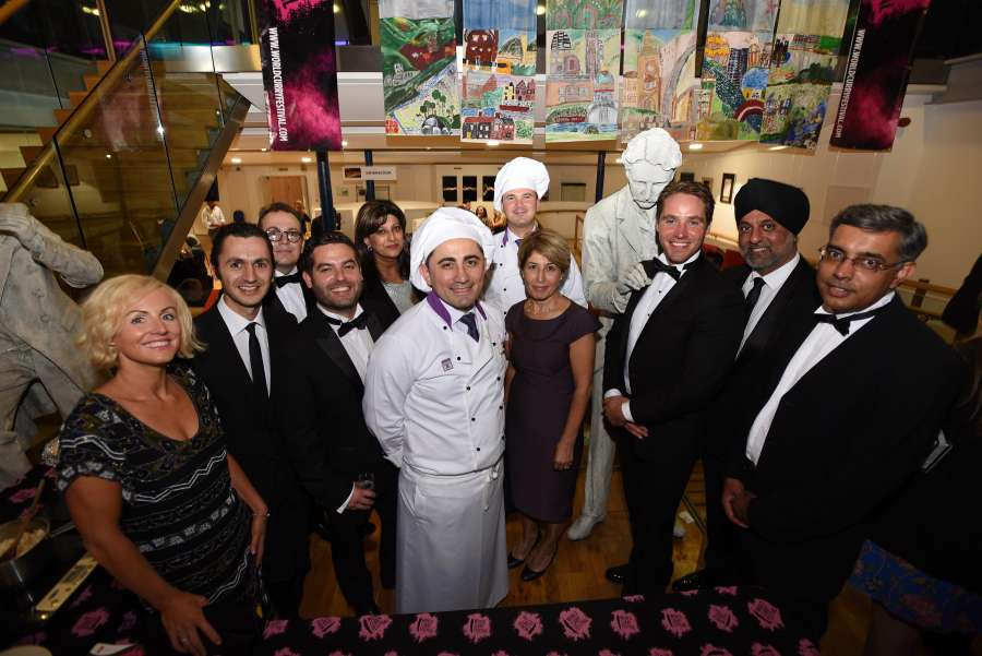 Turkish Airlines become the official partner of World Curry Festival in Bradford & Leeds