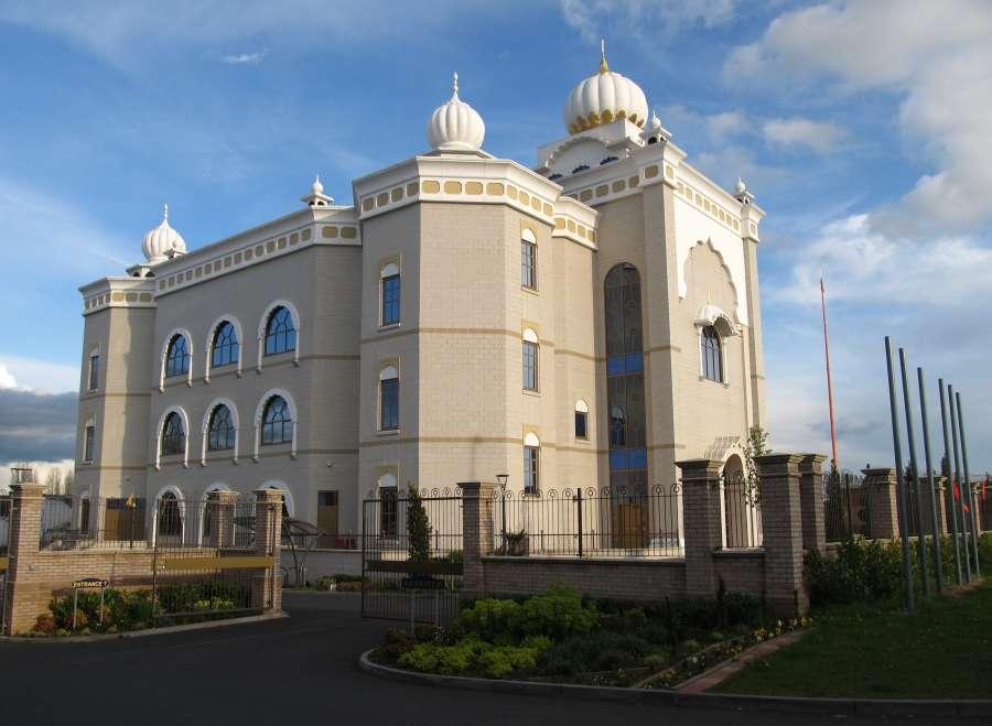 Gurdwara Sahib, Leamington Spa, Warwickshire