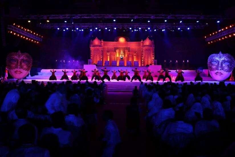 Pujya Gurudevshris golden jubilee celebrations