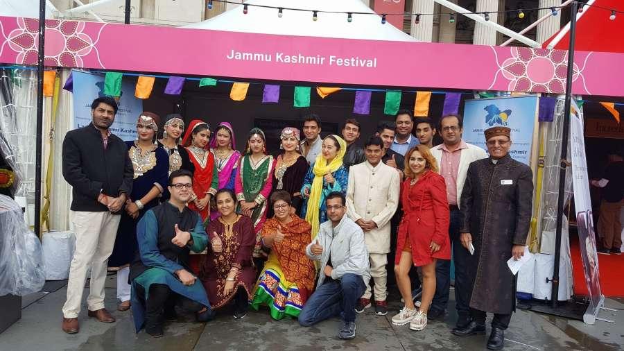 JK Festival at Trafalgar