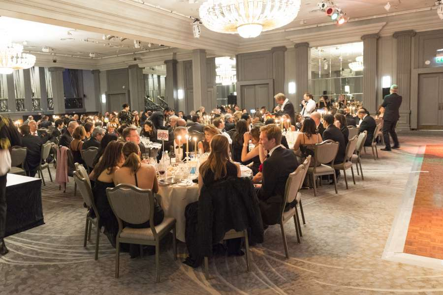 Path to Success' charity dinner