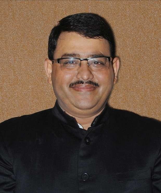 Mr Hari Ranjan Rao IAS, Managing Director of Madhya Pradesh Tourism Development Corporation
