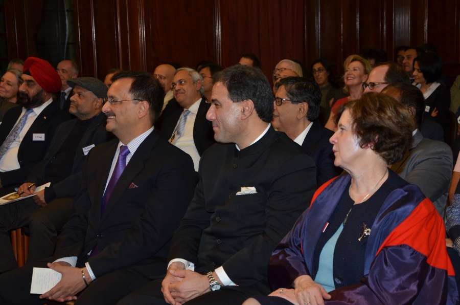 India House hosts an event to commemorate the 150th birth anniversary of Cornelia Sorabji, the very first woman of any nationality to study law at Oxford