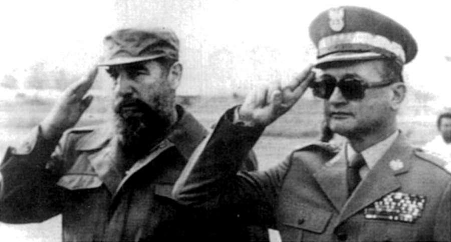 Comrade in Poland
