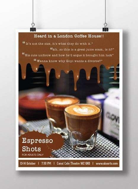 Espresso Sho(r)ts by Aks Arts
