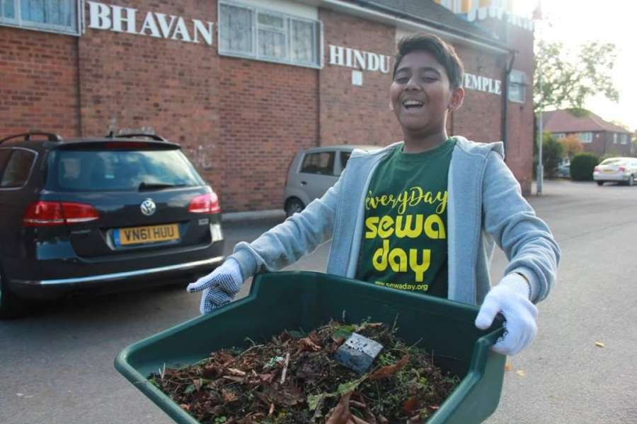 Sewa Day in Manchester