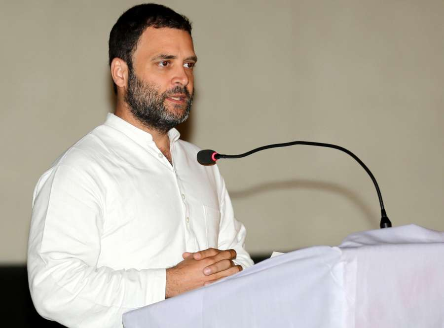 Congress vice president Rahul Gandhi. (File Photo: IANS)