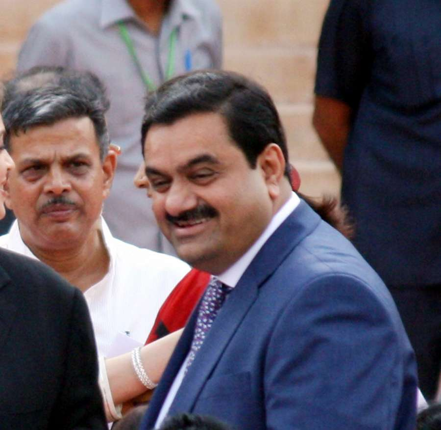 Adani Group Chairman Gautam Adani. (File Photo: IANS)