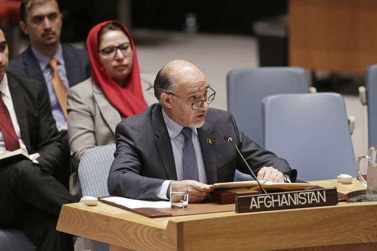 Security Council meeting The situation in Afghanistan