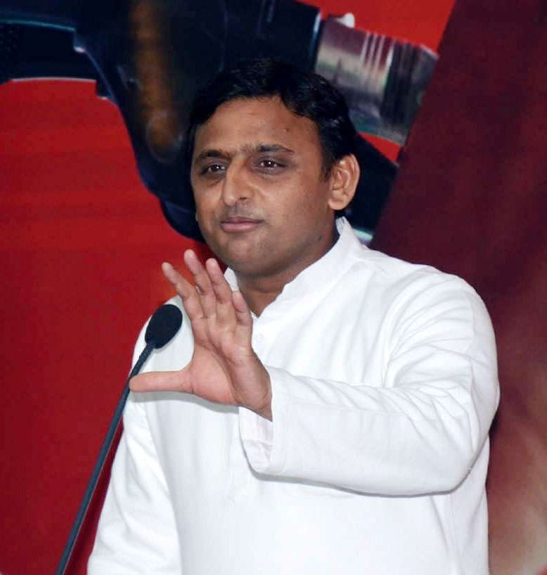 Uttar Pradesh Chief Minister Akhilesh Yadav. (File Photo: IANS)