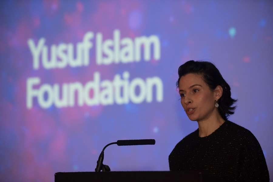 CEO of Yusuf Islam Foundation Asma Islam
