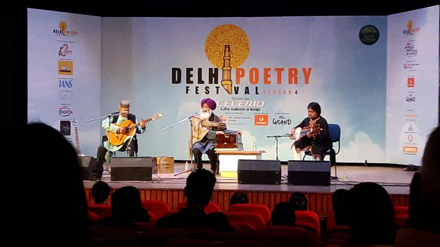 Final Day at Delhi Poetry Festival