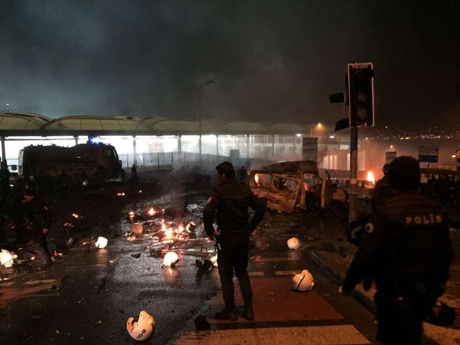TURKEY-ISTANBUL-EXPLOSIONS