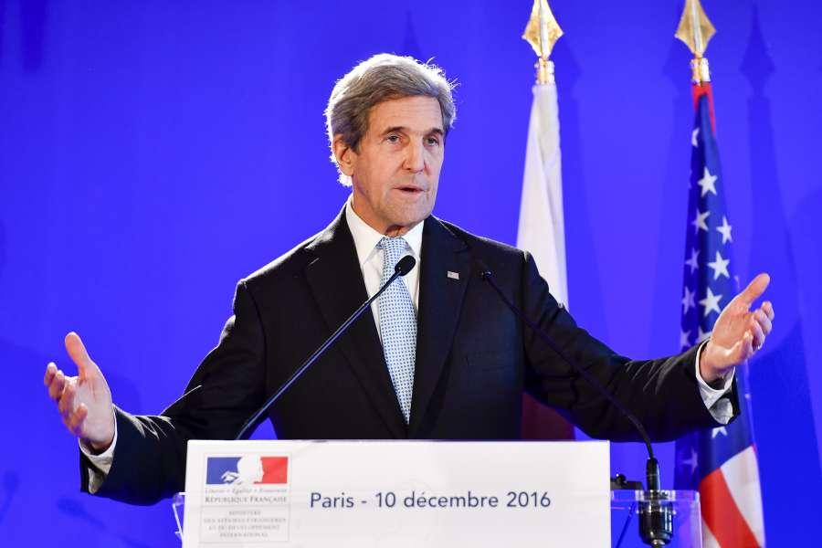 FRANCE-PARIS-SYRIA-TALKS