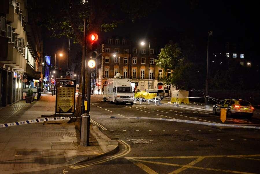 BRITAIN-LONDON-KNIFE ATTACK
