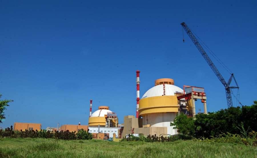 Kudankulam Nuclear Power Plant. (File Photo: IANS)