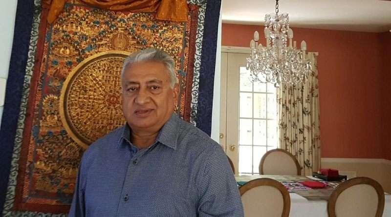 Ambassador of Nepal to India HE Deep Kumar Upadhyay