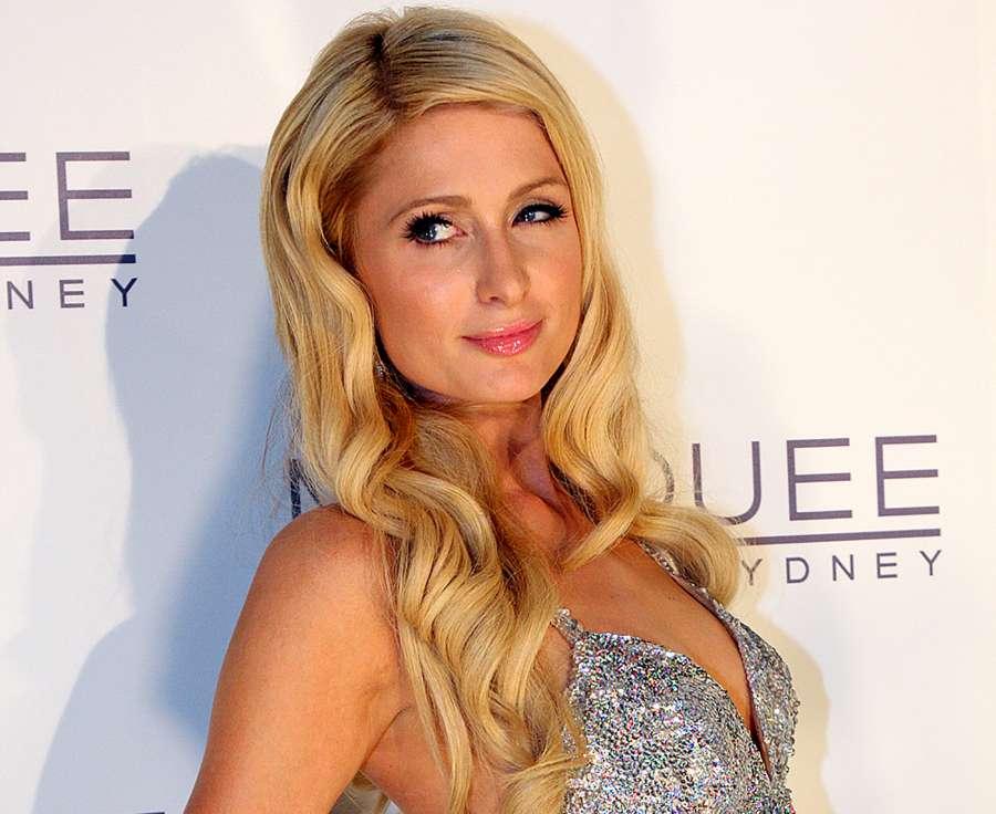 Socialite and former reality star Paris Hilton