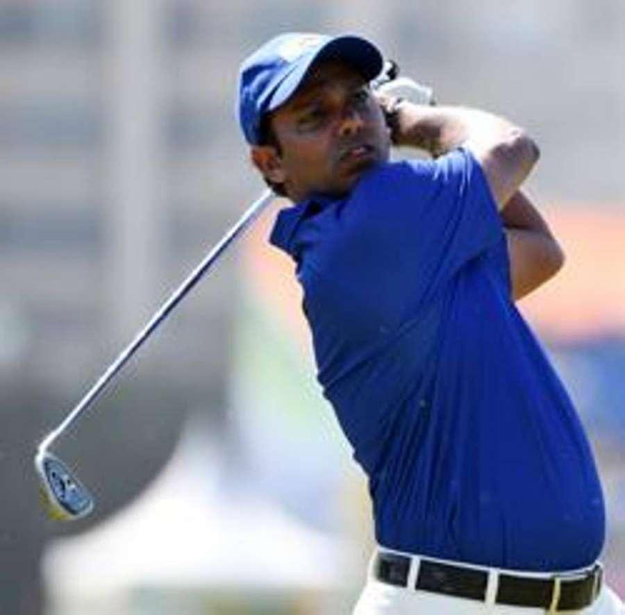 Golfer SSP Chawrasia