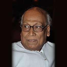 Bengali Poet Shankha Ghosh