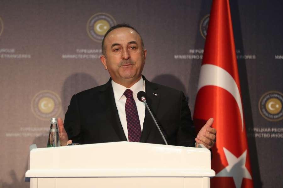 TURKEY-RUSSIA-LAVROV-NEWS CONFERENCE