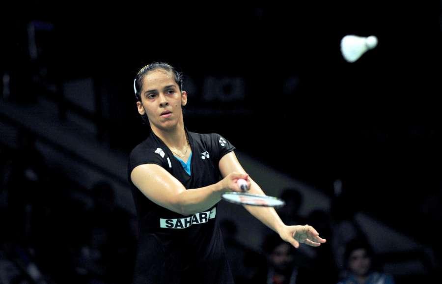Indian badminton player Saina Nehwal. (File Photo: IANS) by .