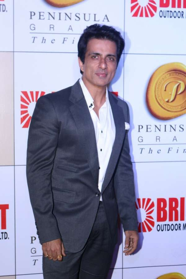 Mumbai: Actor Sonu Sood during 3rd Bright Awards 2017 in Mumbai on Feb 6, 2017. (Photo: IANS) by .